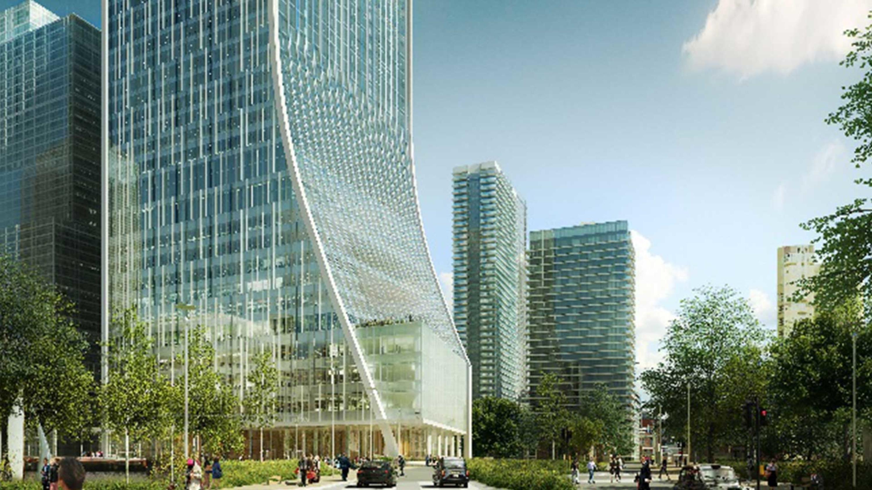 Projekt London One Bank Street